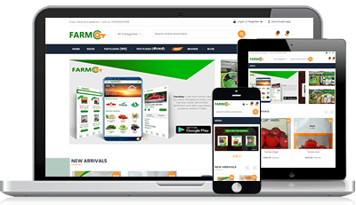 Farmkey Website
